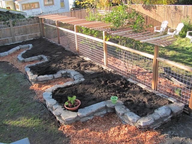 Vegetable Garden Ideas Layout Landscapes