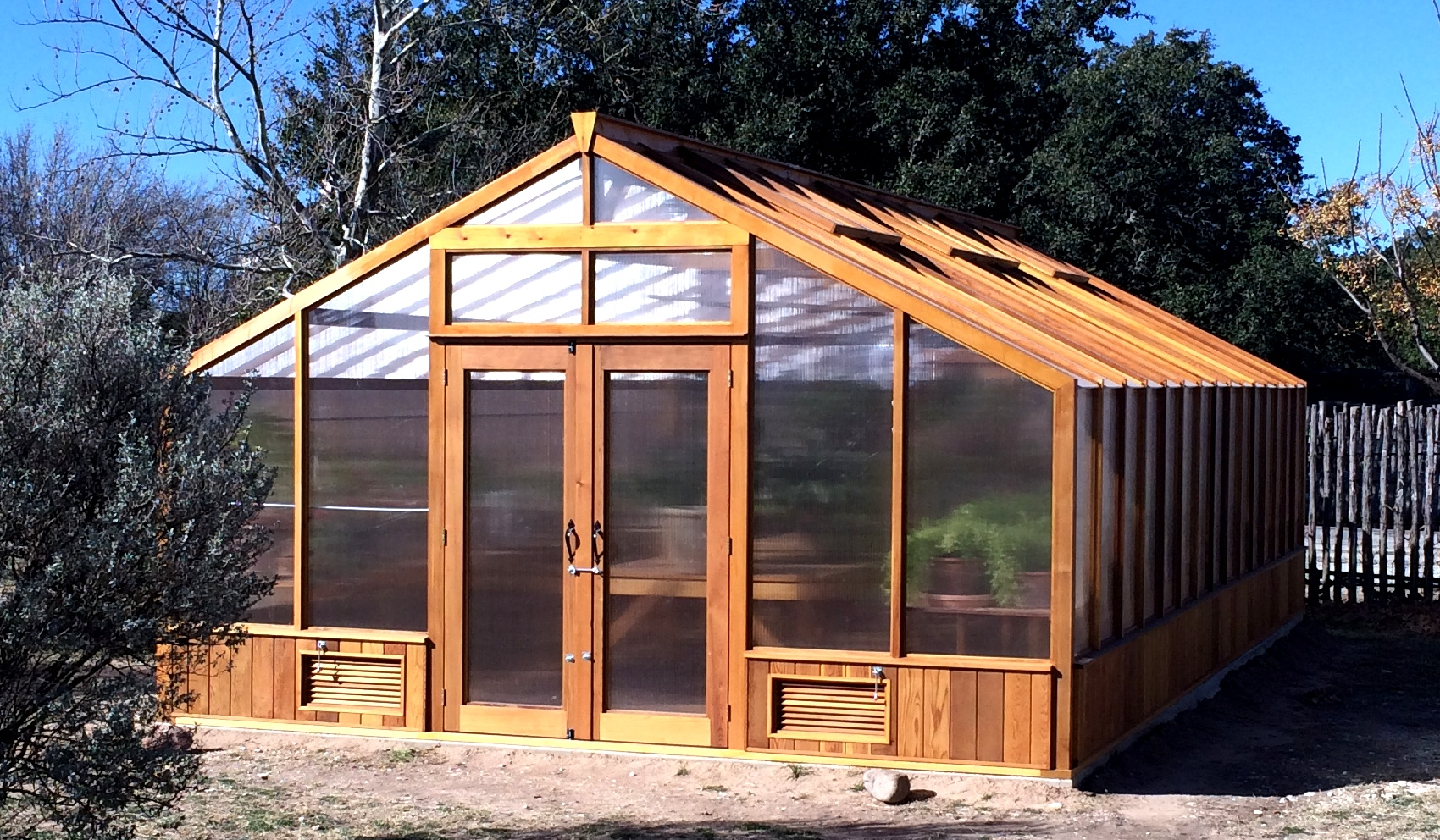 Greenhouses Cascadia Edible Landscapes
